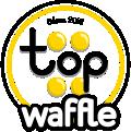 Top waffle